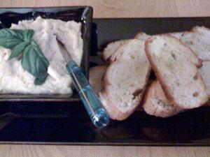Garlic Spread