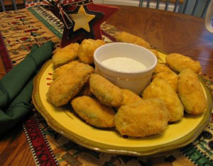 Texas Jalapeno Poppers