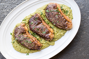 Wagyu_Strip_Steaks_Hazelnut_Green_Romesco_MARXFOODS_THUMB