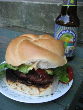 Good Ol' Butter Burger