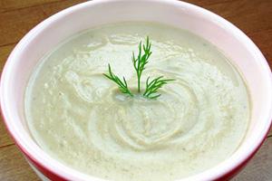 Cauliflower Fennel Pollen Bisque - Marx Foods Blog