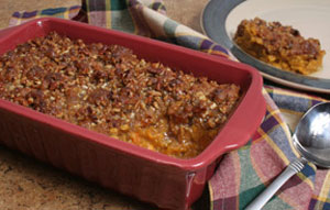 Donna's Sweet Potato Pudding