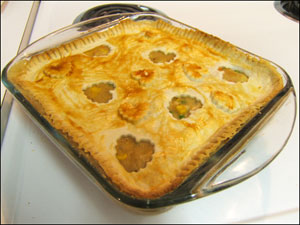 Pot Pie to beat down all other Pot Pies