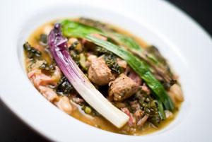 Winter Bean Peasant Stew