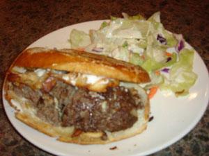 Best Meatloaf Sandwich, a.k.a.
