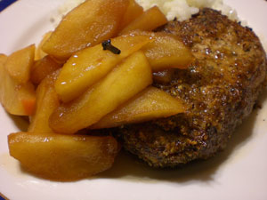 Glamah's Spiced Apples