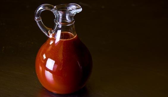 ghost chili hot sauce