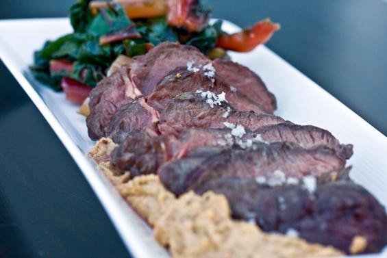Grilled Kangaroo Loin - Marx Foods Blog