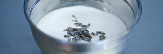 lavender-sugar