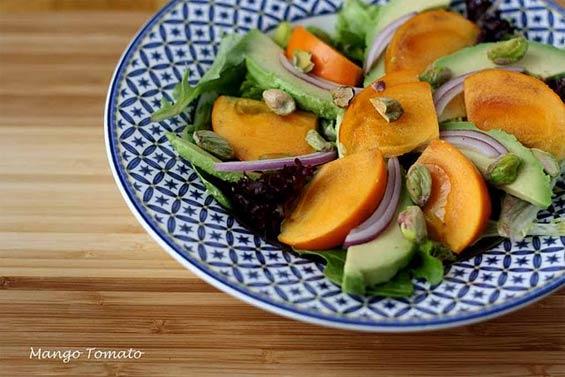Persimmon Salad 2