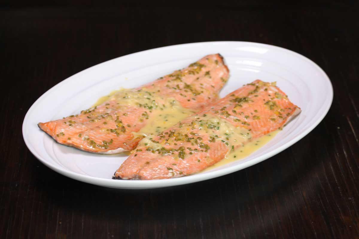Baked Sockeye Salmon Marx Foods Blog