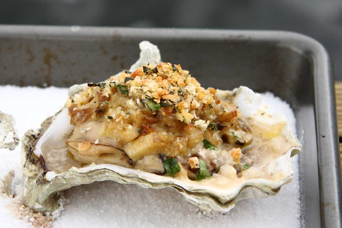 Baked Oysters - Marx Foods Blog