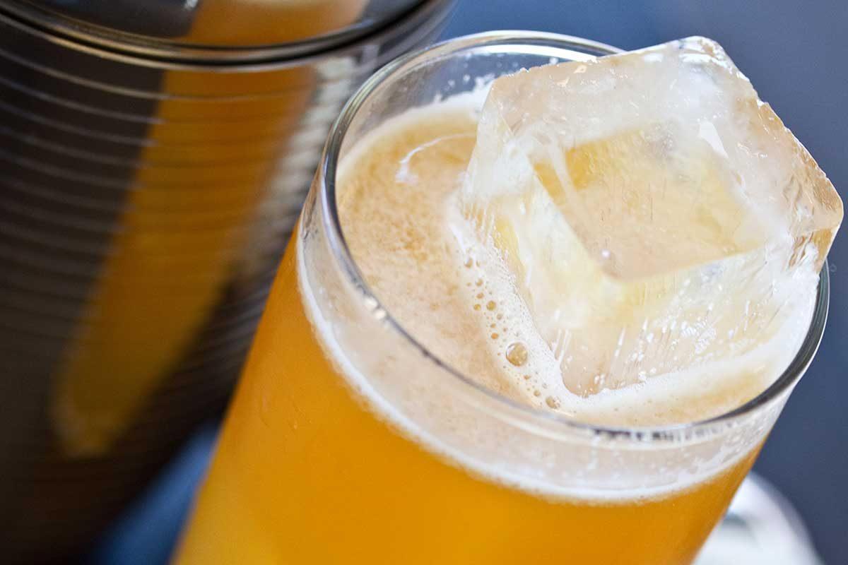 "Cocktail Recipe ""Bermuda Chai"""