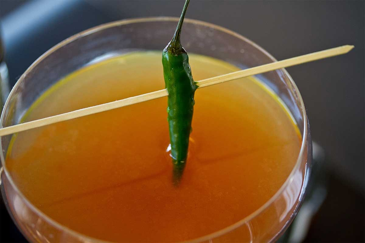 devlid bird cocktail