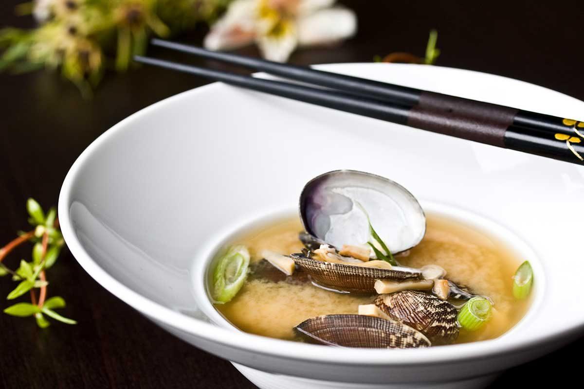 Evening Miso Soup