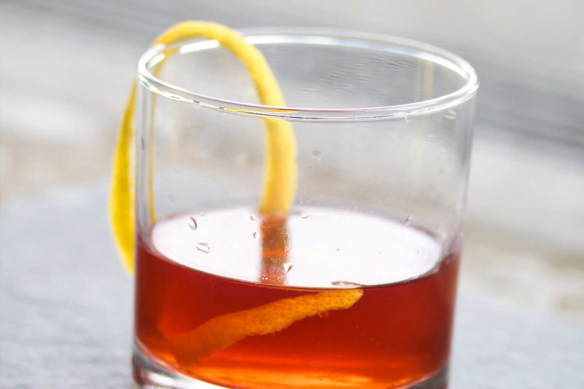 Fennel Sazerac Cocktail