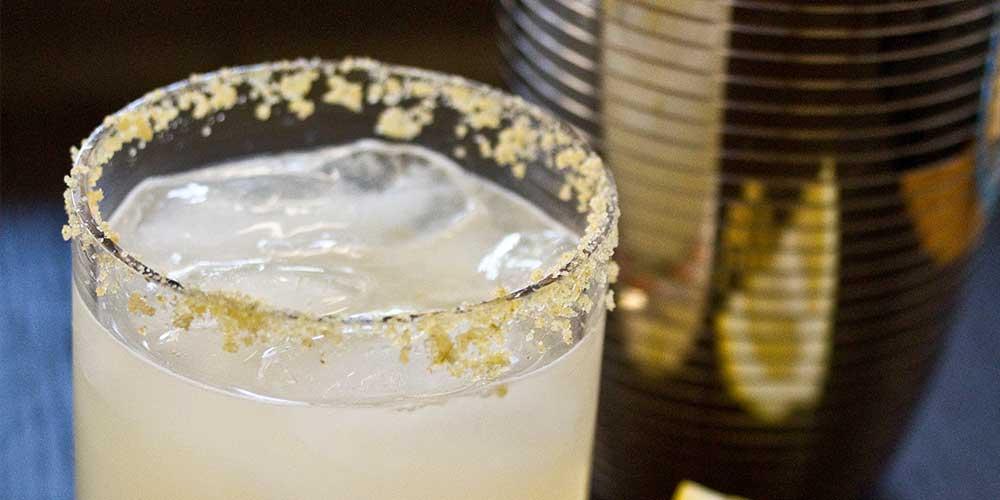 Fennel Crystal Gin Cocktail