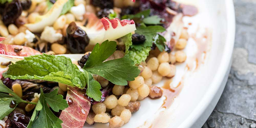 Fregola Sarda Salad