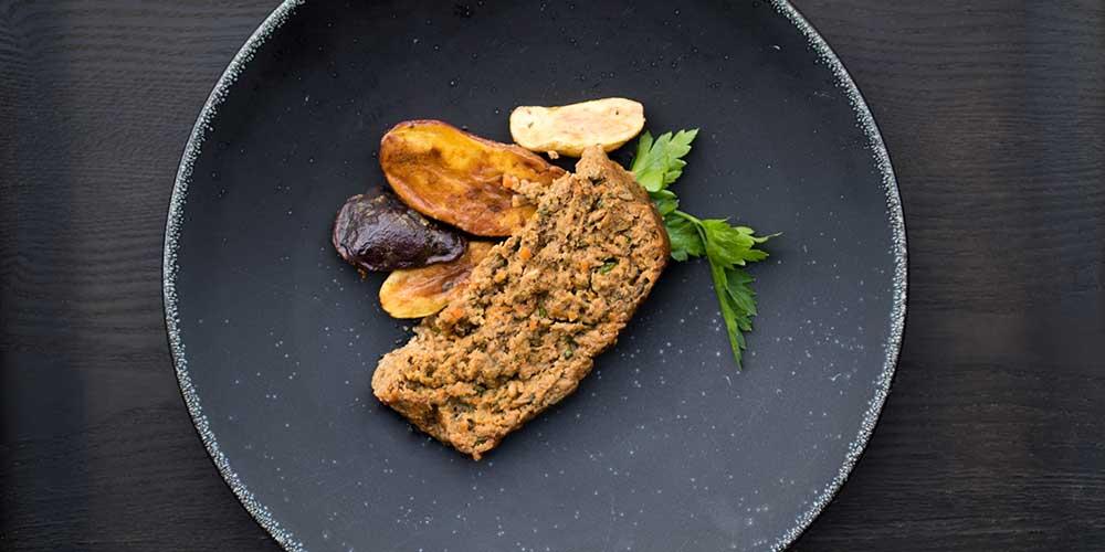 Beef & Wild Boar Meatloaf