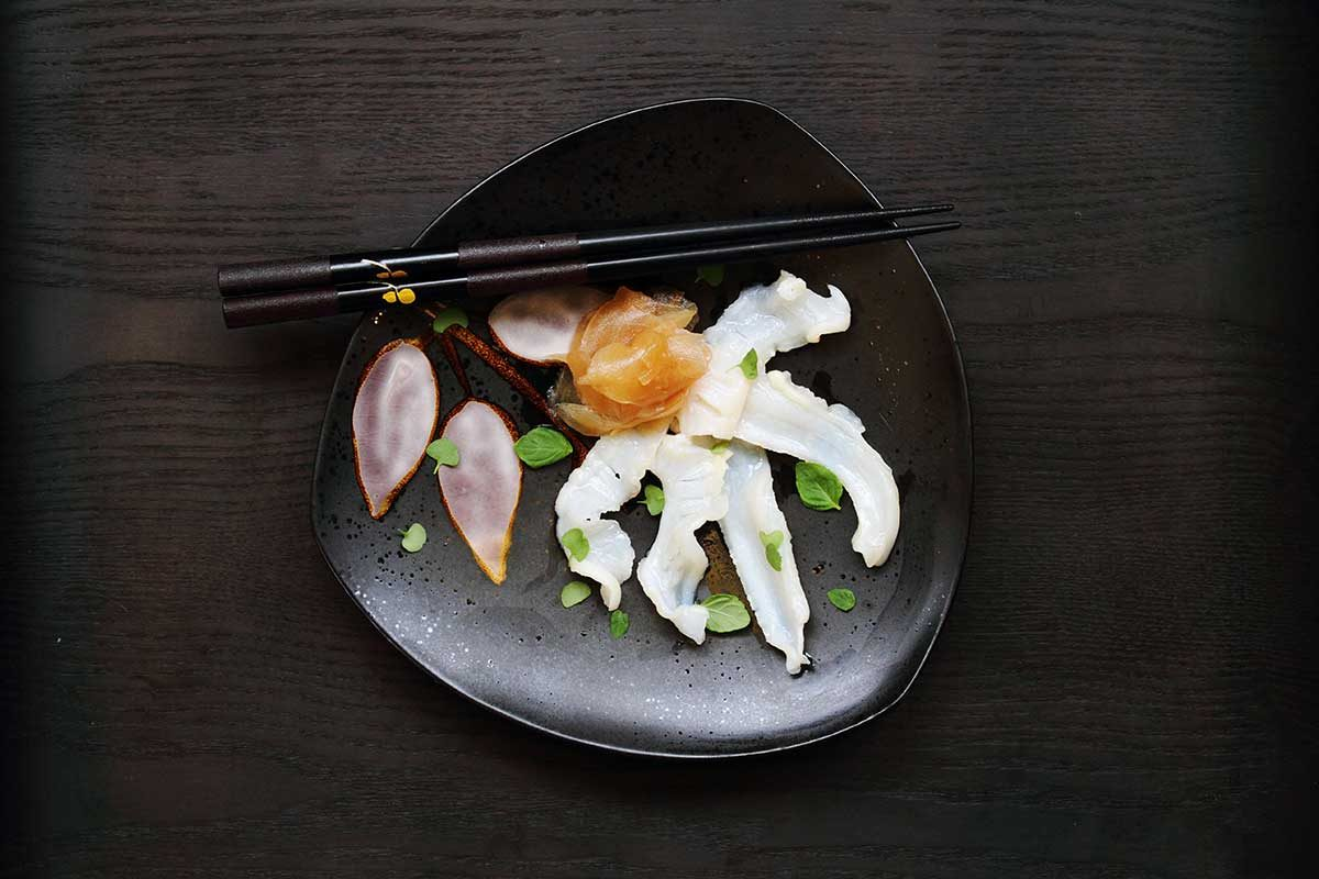 Geoduck Sashimi How To