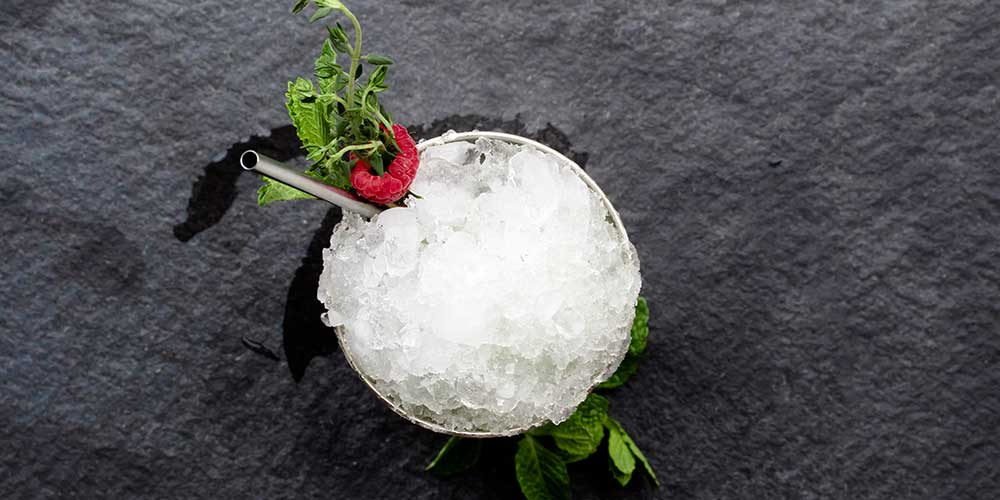 Gin, Thyme & Mint Julep