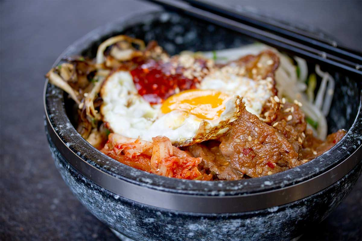 Steak & Egg Bibimbap