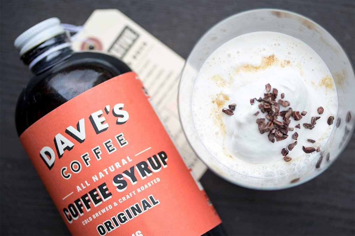 Grownups' Coffee Milkshake