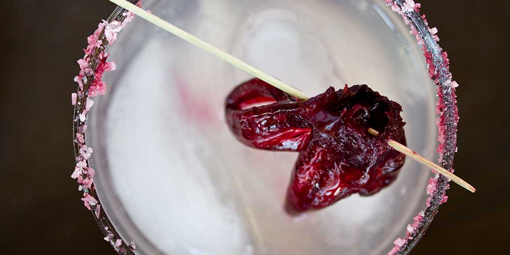 Hibiscus - Rose Margarita