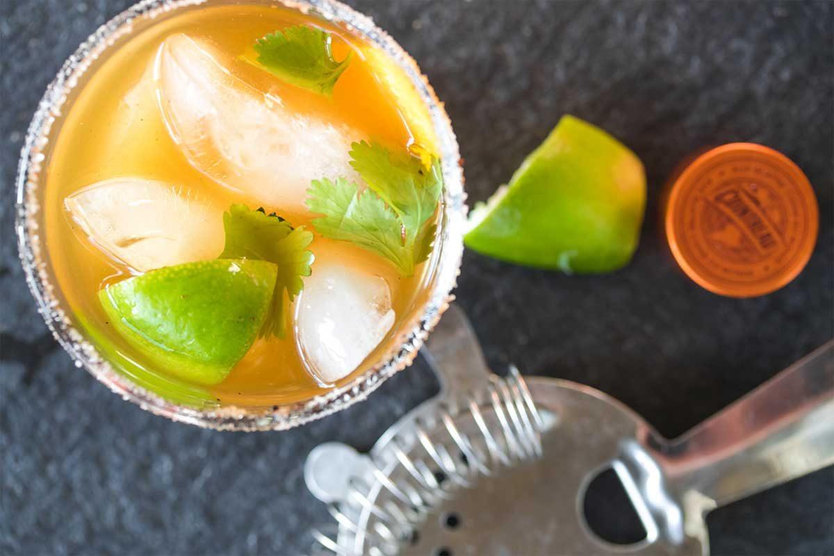 Jalisco Smoke Cocktail