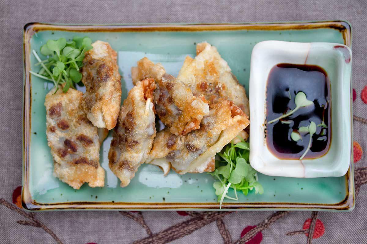 Kobe Beef Dumplings