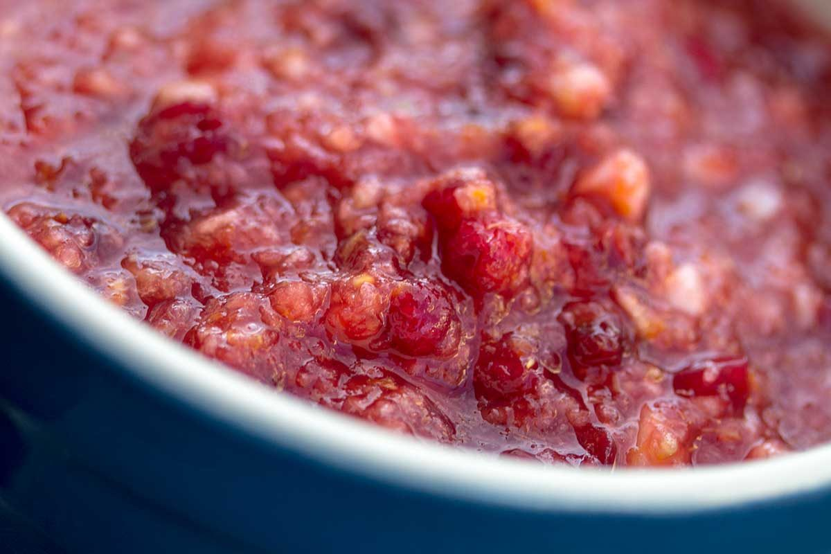 Lingonberry Relish