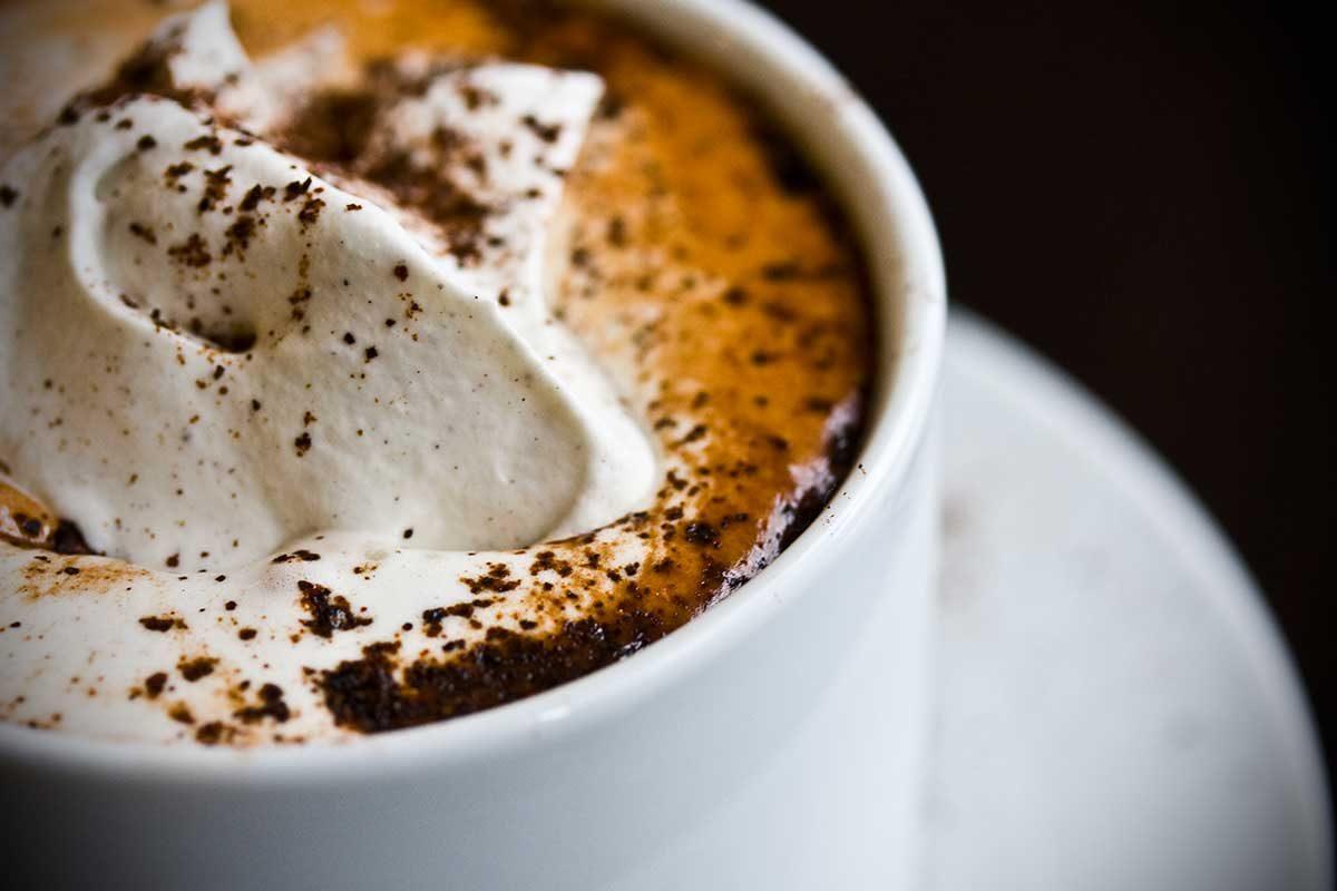 Pasilla Hot Chocolate