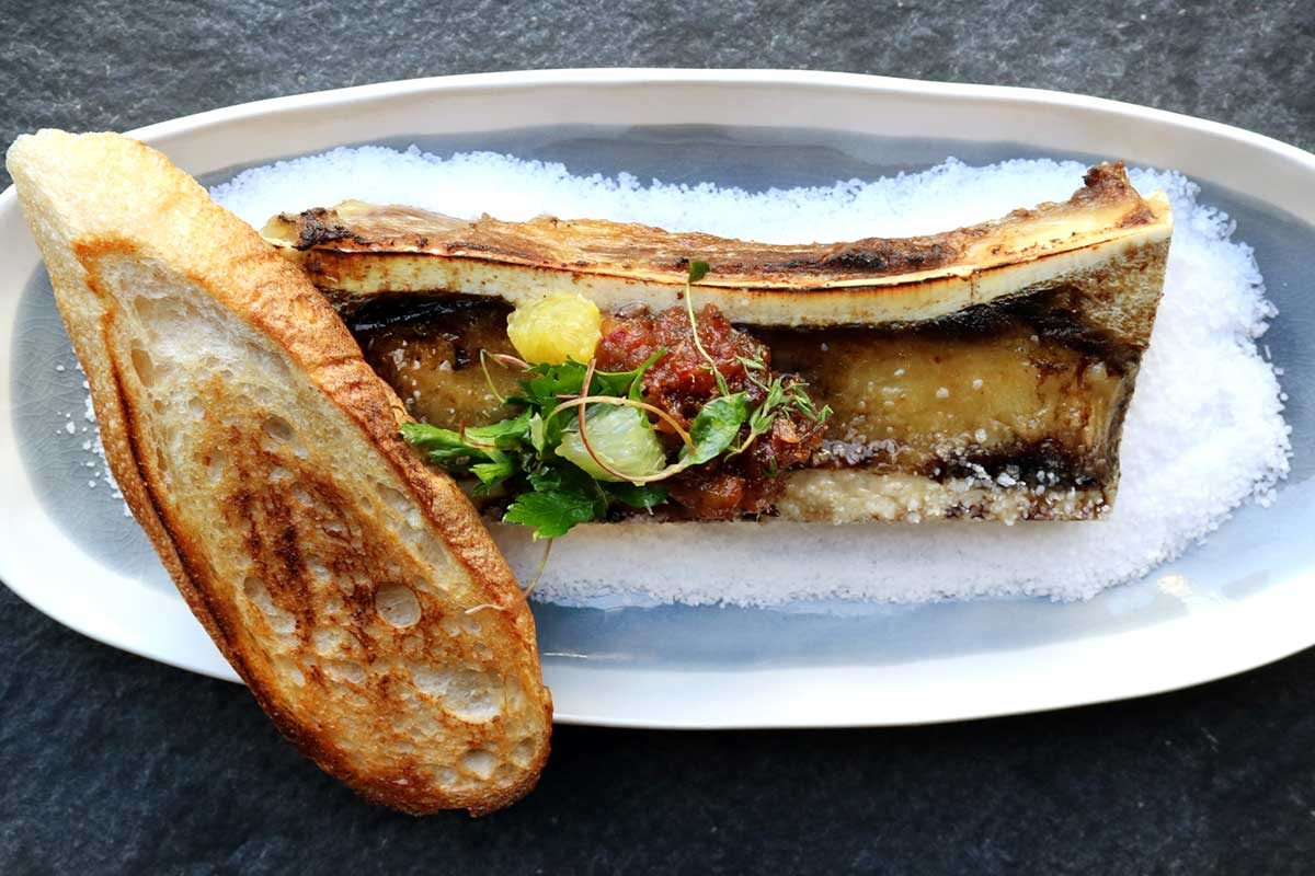 Roasted Bone Marrow