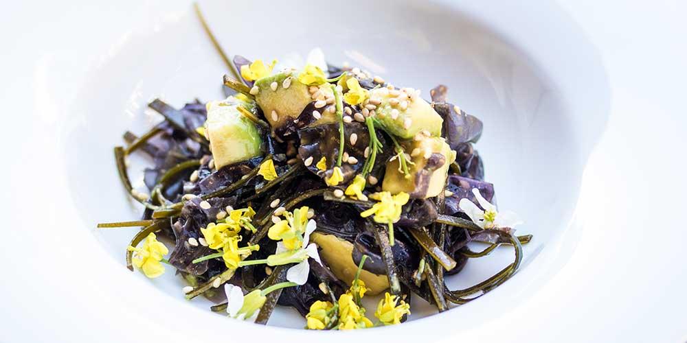Umami-Packed Sea Vegetable Salad