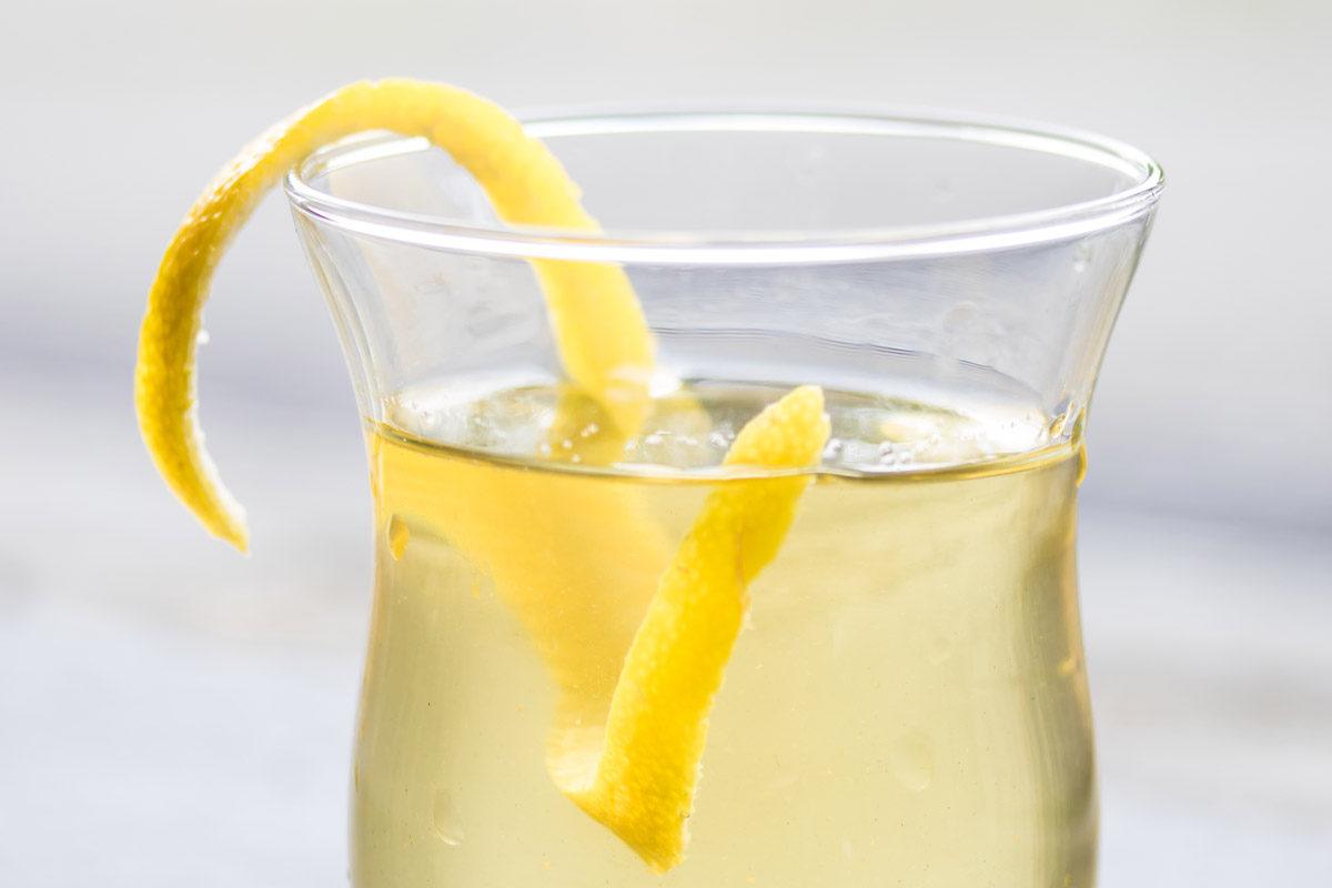 Szechuan Vesper Cocktail