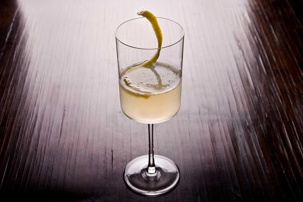Szechuan Tickler Cocktail