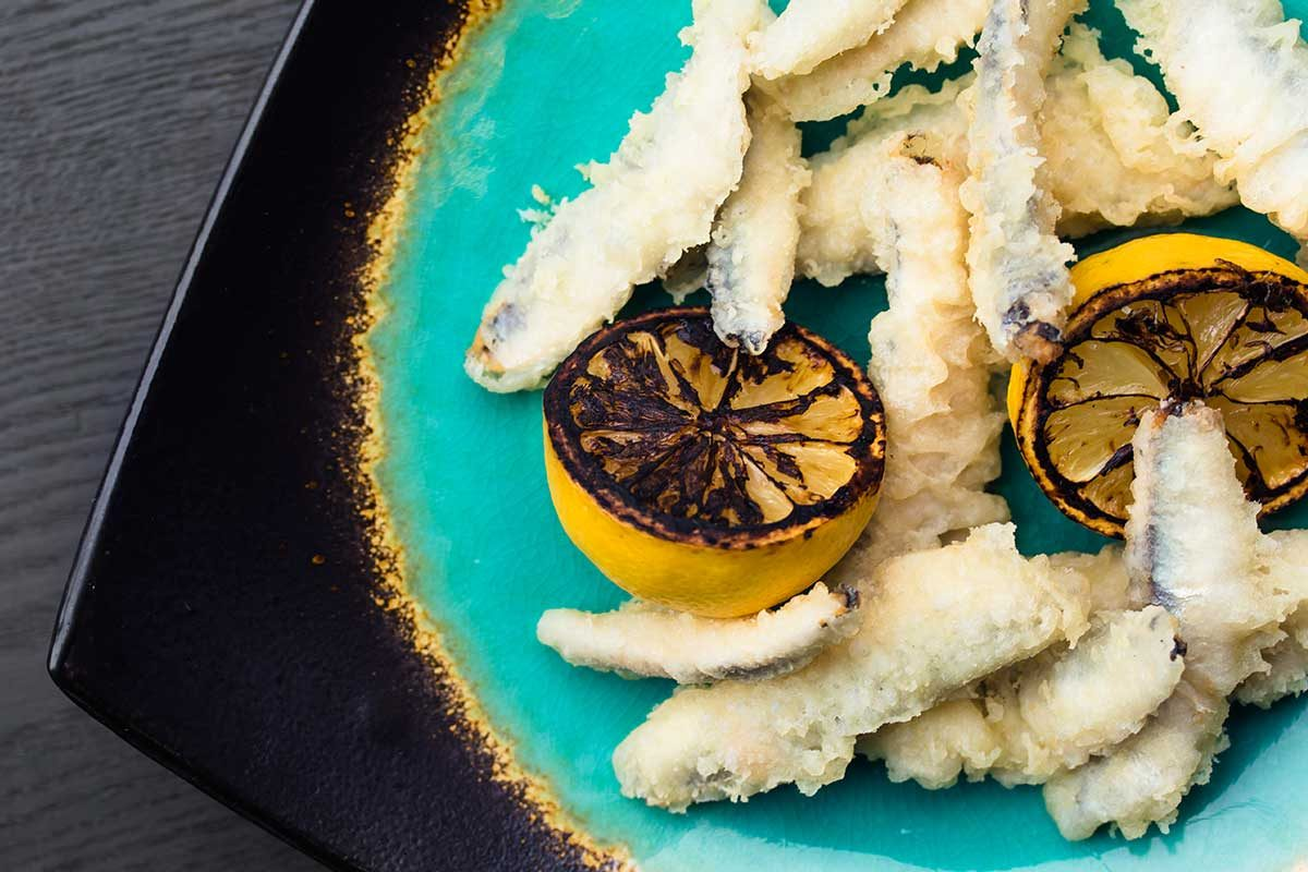 how to make tempura batter