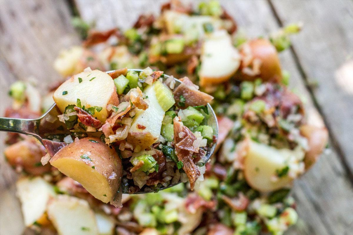 Truffled Potato Salad