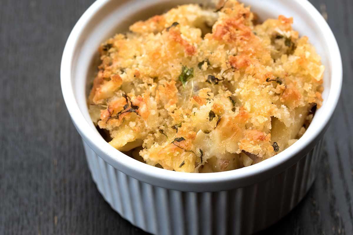 Truffled Macaroni Cheese