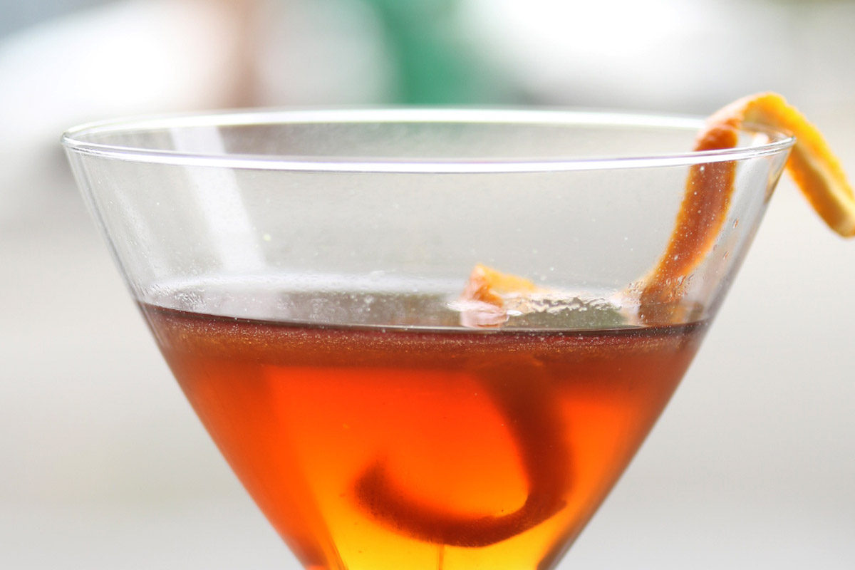 Vanilla Manhattan