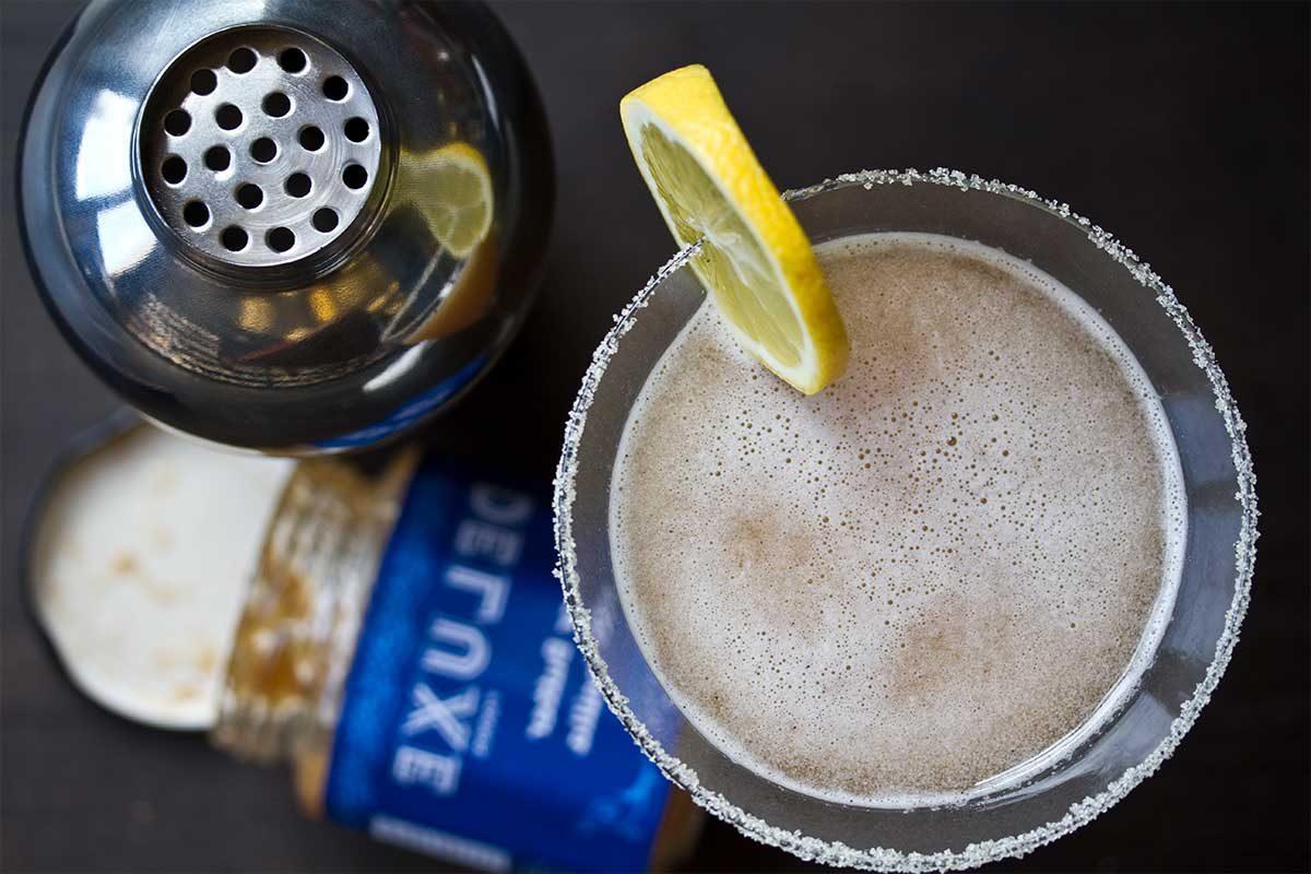Vanilla Pyrus Cocktail