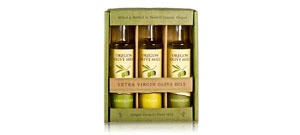 Extra Virgin Olive Oil Trio