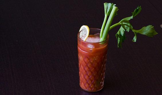 Chili recipes using bloody mary mix