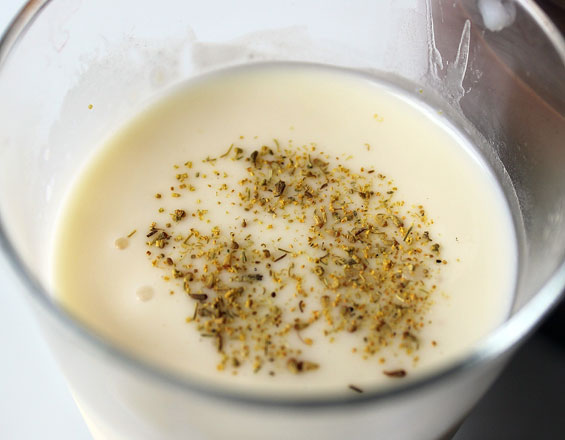 White Chocolate Fennel Pollen